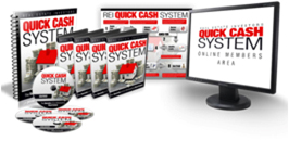 REI Quick Cash System Training